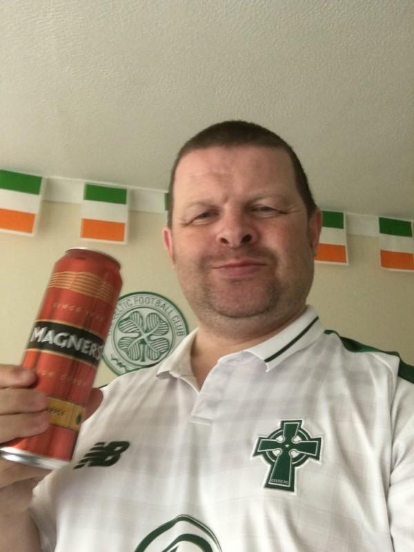 Allan - Glasgow, Scotland, United Kingdom : Only Lads