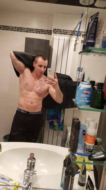 Dominic wood gay